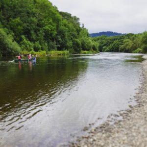 River Wye at Hay